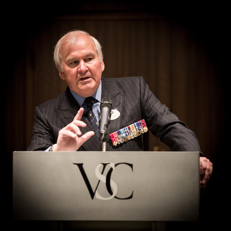 Lt-Gen Sir Robert Fry, KCB, CBE