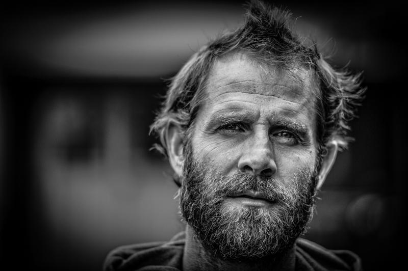 Paul Portrait (processing techniques)