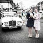 Charming bridesmaids!