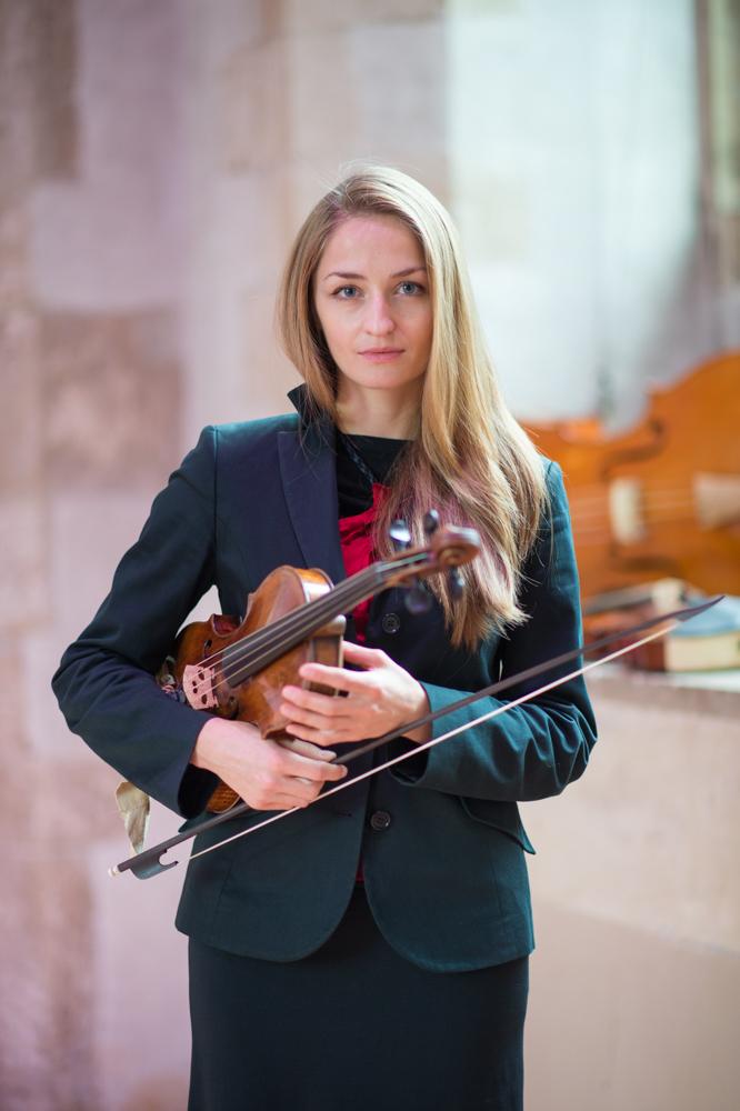 Violin (or viola?)