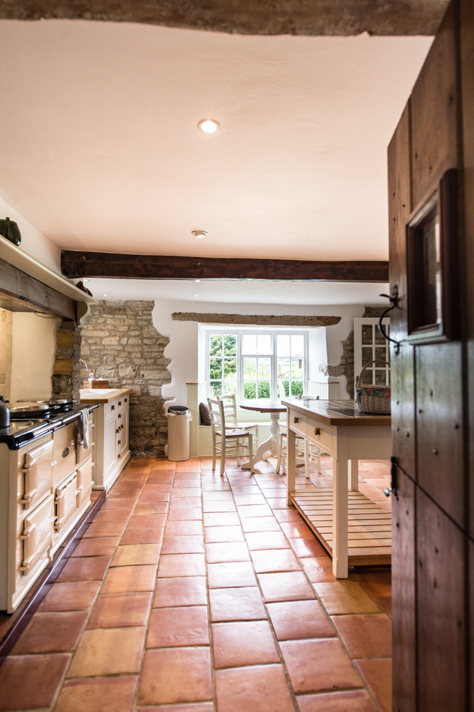 As the heart of the home, it's important to show duifferent angles of the kitchen